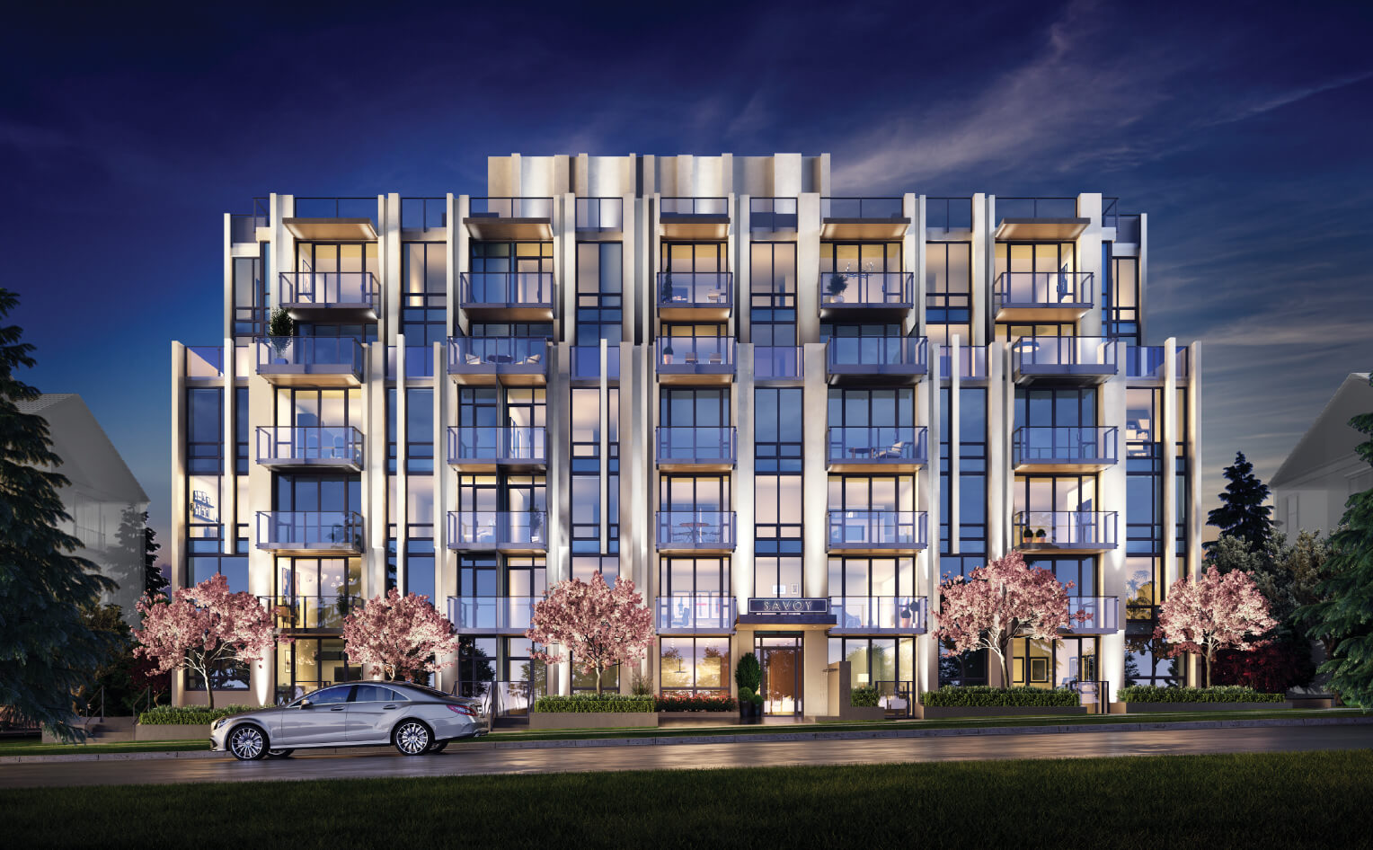 MODERNIST STYLE NOT SEEN ALONG CAMBIE BEFORE