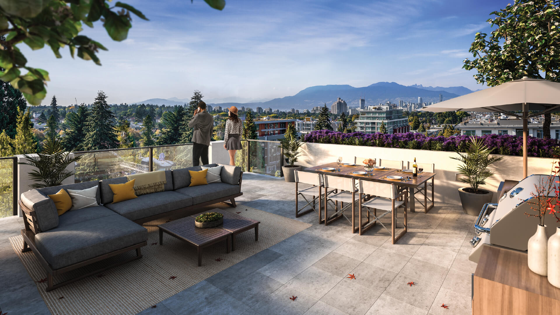 ELEVATED AMENITIES FOR A LUXURIOUS LIFE